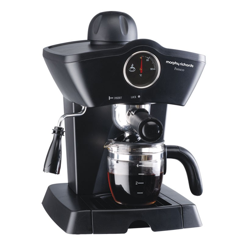 Morphy Richards Coffee Makers Fresco - Kitchenwarehub