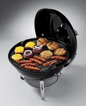 weber charcoal grill portable premium smokey joe. Black Bedroom Furniture Sets. Home Design Ideas
