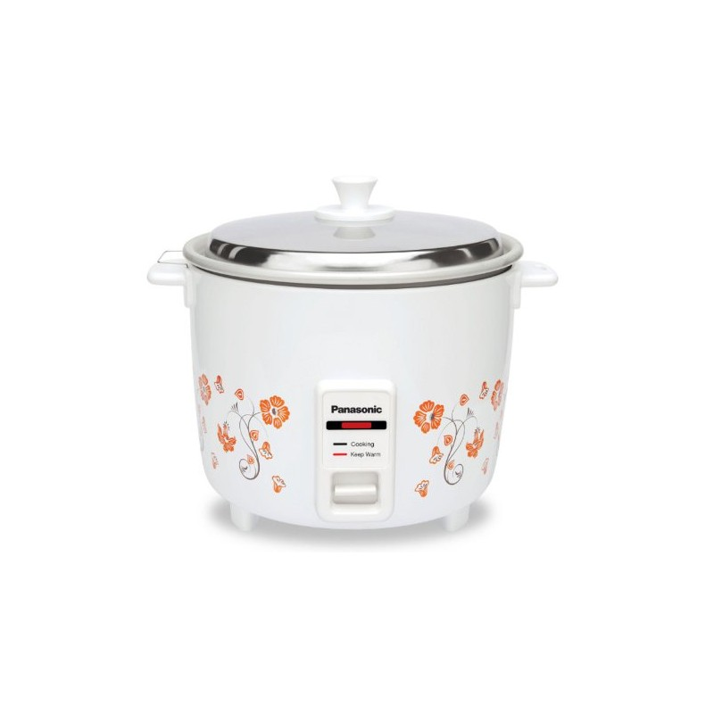 Automatic Rice Cooker ~ Panasonic automatic electric rice cooker srwa he