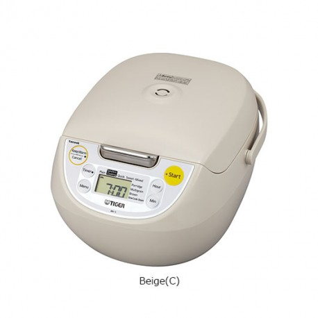 Tiger Rice Cooker Microcomputer Controlled 1.8L, JBV-S18W