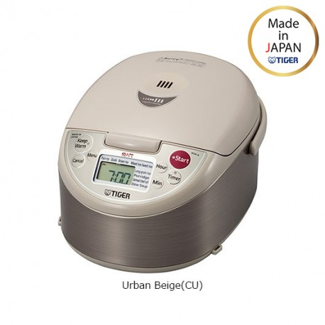 Tiger Induction Heating Rice Cooker 1.0 Litre, JKW-A10W