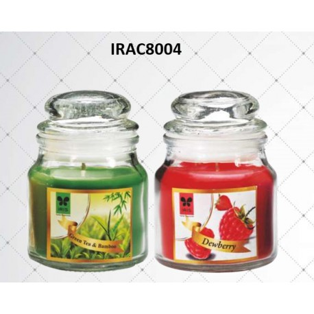IRIS AROMATIC CANDLES INAC8002 (Set of 2)