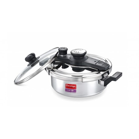 Prestige Clip-On Hard Anodised Cooker Cookware 5Ltr.