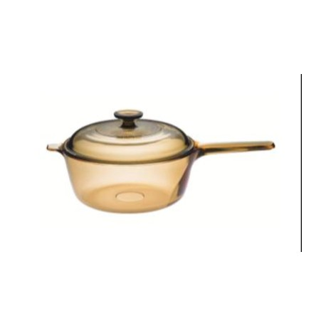 Visions Saucepan 1.5L With Cover