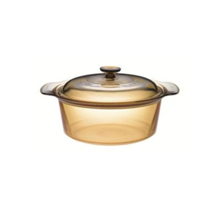 Visions Saucepan 2.5L With Cover