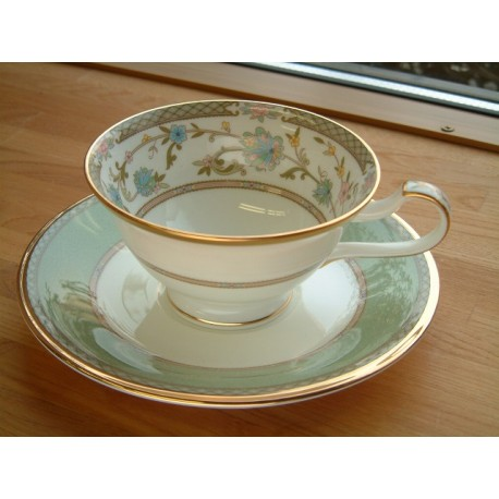 Noritake Cup Saucer Set of 6 (Yoshino)