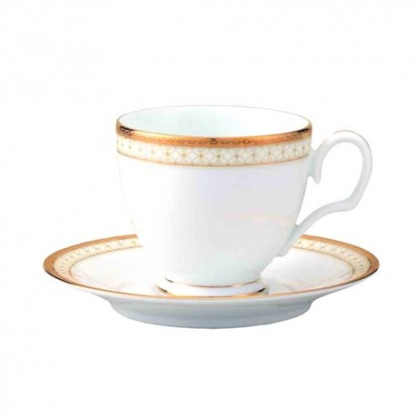 Noritake Cup Saucer Set of 6 (Chelmsford)