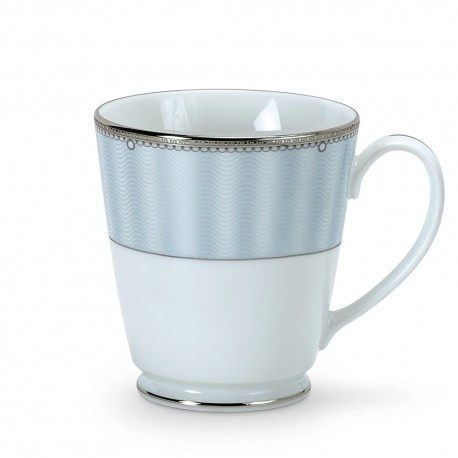 Noritake Milk Mug Set of 6, 370ml (Ville De Lumiere)