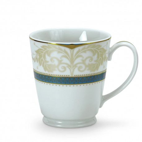 Noritake Milk Mug Set of 2, 370ml (Royal Palace)