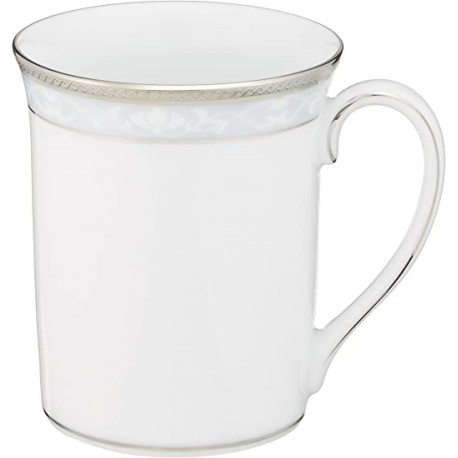 Noritake Hampshire Platinum Mug 1Pc (4335)