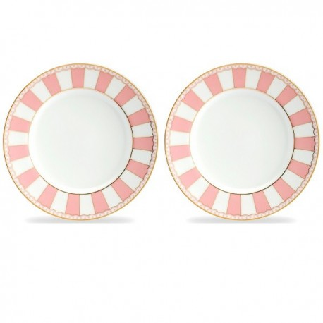 Noritake Carnival Snacks Plate (Set of 2)