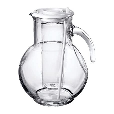 Pasabahce Jug 1018282 With Lid (Bistro)