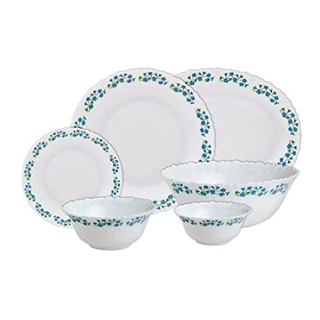 Laopala Diva Dinner Set 27Pcs (Lavender Dew)