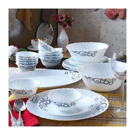 Laopala Diva Dinner Set 27Pcs (Mystic Drop)