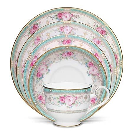 Noritake Bone China Dinner Set Hertford 21Pcs (4861)