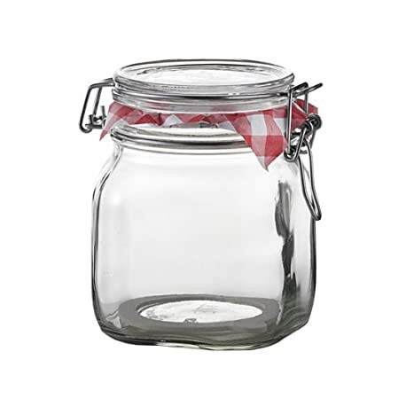 Bormioli Rocco Fido Jar 500ml (pack of 2)