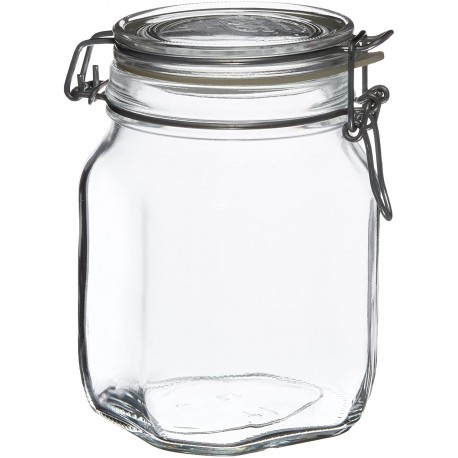 Bormioli Rocco Fido Jar 750ml (pack of 2)