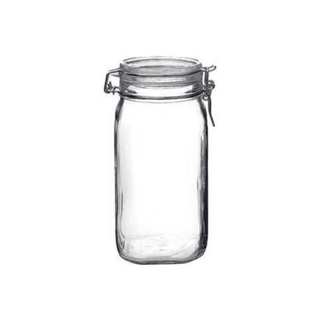 Bormioli Rocco Fido Jar 1500ml (pack of 2)