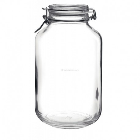 Bormioli Rocco Fido Jar 4000ml(pack of 2)