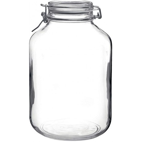 Bormioli Rocco Fido Jar 5000ml(pack of 2)