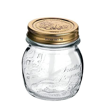 Bormioli Rocco Fido jar 150ml (Pack of 4)