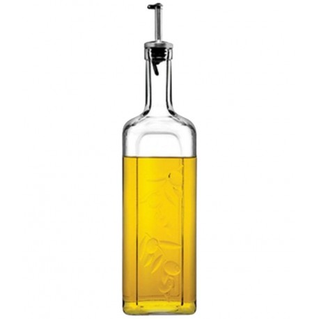 Pasabahce Homemade Oil & Vinegar Bottle 1000ml