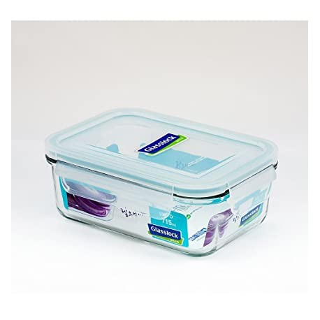 Glasslock Tempered Food Container 1100ml