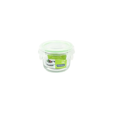Glasslock Tempered Food Container 165ml (Pack of 2)