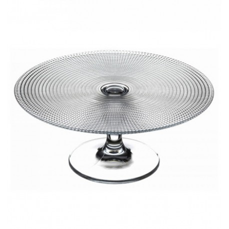 Pasabahce Generation Cake Stand 11""