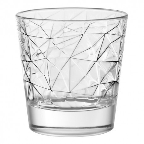 Vidivi Dolomiti Whiskey Glass 370ml, set of 6