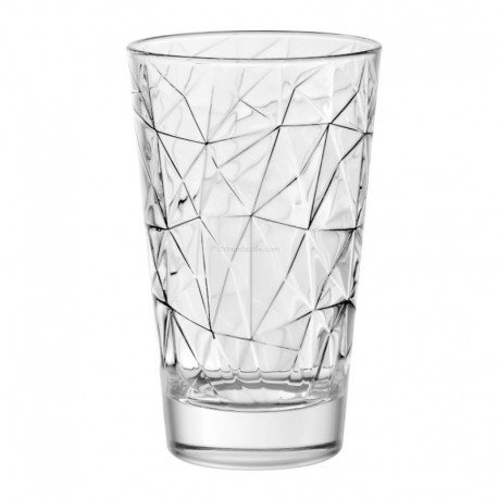 Vidivi Dolomiti Highball Glass 420ml, set of 6
