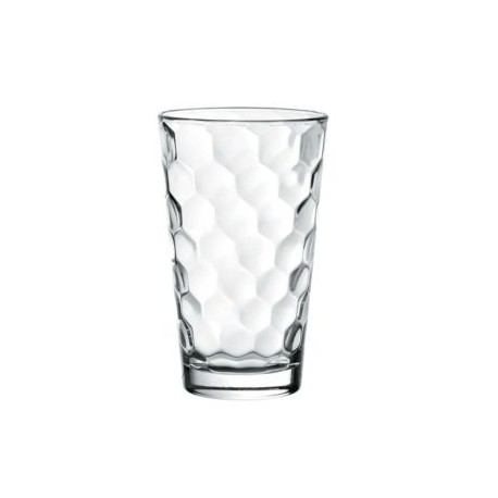 Vidivi Honey Highball Glasses 420ml, set of 6