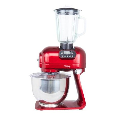 Hafele Kitchen Machine 1000W, Klara (Red, 3 Jars)