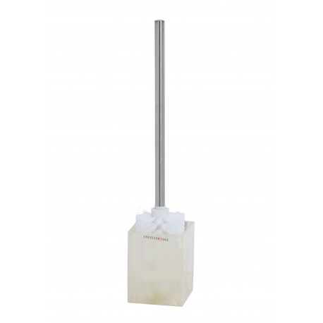 Obsessions Spaze Toilet Brush - Pearl