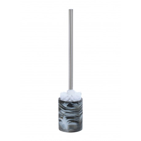 Obsessions Spaze Toilet brush- Smoke Brown