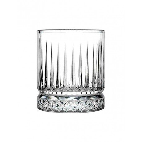Pasabahce Elysia Whiskey Glass 355ml (Pack of 6)