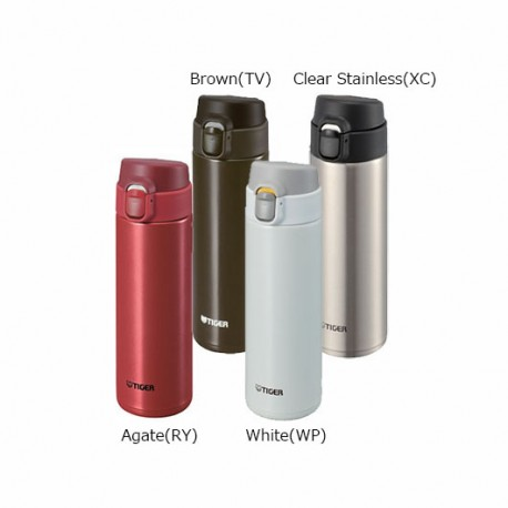 Tiger Stainless Steel Bottle 360ml, MMY-A036