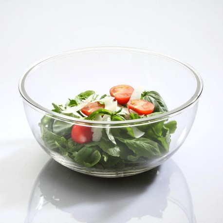 Glasslock Tempered Mixing Bowl 1000ml