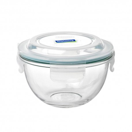 Glasslock Tempered Mixing Bowl 380ml
