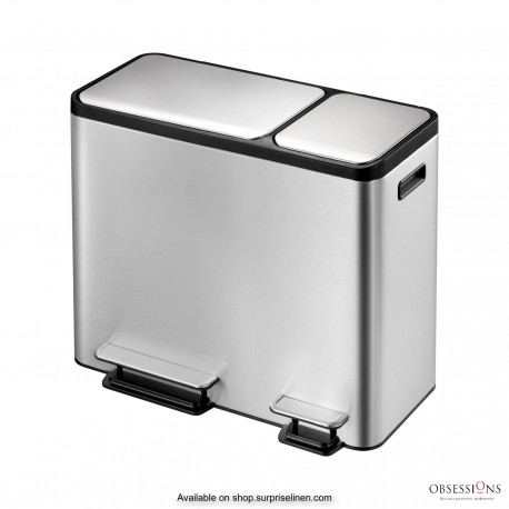 Eko Dustbin Ecocasa 30+15 Litres By Obsessions