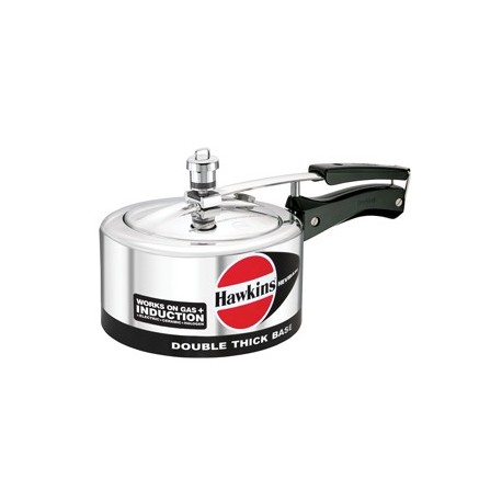 Hawkins Pressure Cooker Hevibase 2 litre (Induction Compatible)