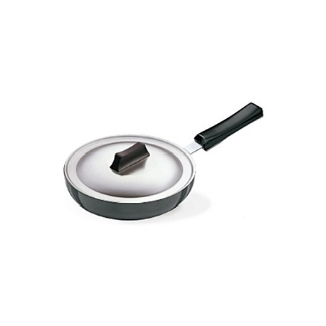 Futura Hard Anodised Frying Pan 22 cm ( Rounded Sides)
