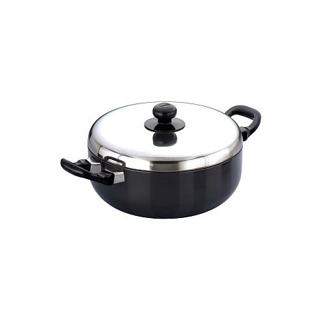 Futura Non Stick Frying Pan 3 Litre (with stainless steel lid)
