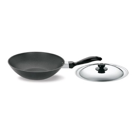 Futura Non Stick Deep Fry Pan 2 L  (With SS lid)