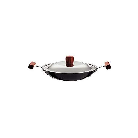 Futura Non Stick Breakfast Pan 0.9L With SS lid (Appachatty )