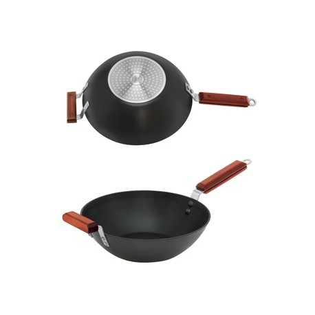 Futura Non Stick Deep Fry Pan 3 L (Stir Fry Work-Induction Model)