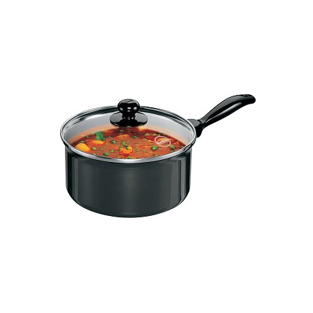 Futura Non Stick Saucepan 3 L (With Glass Lid )