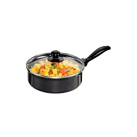 Futura Non Stick Saute Pans 2 L (With Glass lid )