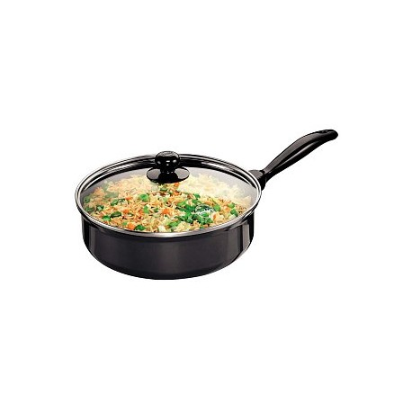 Futura Non Stick Saute Pans 3.25 L (With Glass lid )