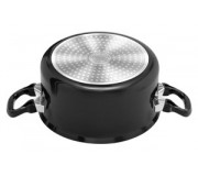 Futura Non Stick Stewpot 3 Litre (With Lid-Induction Compatible)